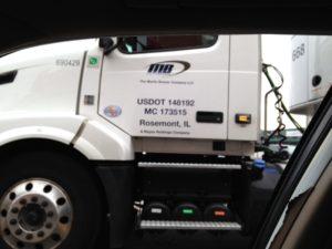 Usdot Truck Letter Decals Commercial Truck Custom